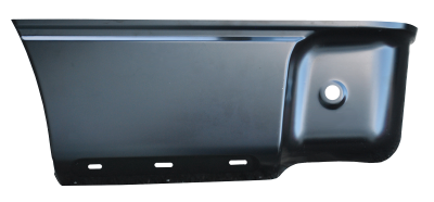 F150 Pickup - 2009-2014 - 09-'14 FORD F150 LOWER REAR BED SECTION, WITHOUT MOLDING HOLES, DRIVER'S SIDE