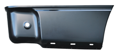 F150 Pickup - 2009-2014 - 09-'14 FORD F150 LOWER REAR BED SECTION, WITHOUT MOLDING HOLES, PASSENGER'S SIDE