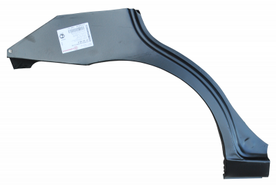 Accent - 2000-2006:P - 00-'05 HYUNDAI ACCENT 5 DOOR REAR WHEEL ARCH, PASSENGER'S SIDE