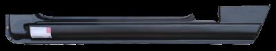 Raider - 1982-1991 - 82-'91 MITSUBISHI MONTERO/DODGE RAIDER 2DR ROCKER PANEL, DRIVER'S SIDE