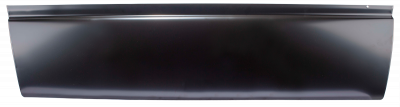 02-'08 DODGE RAM 2 DR STANDARD CAB LOWER DOOR SKIN, DRIVER'S SIDE