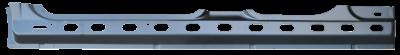 02-'08 DODGE RAM QUAD CAB INNER ROCKER PANEL, DRIVER'S SIDE
