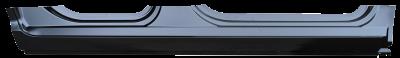 Ram Pickup - 2009-2018 - 09-'16 DODGE RAM QUAD CAB ROCKER PANEL, PASSENGER'S SIDE