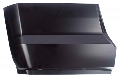 Ram Pickup - 2009-2018 - 10-18 DODGE RAM MEGA-CAB CAB CORNER, PASSENGER'S SIDE