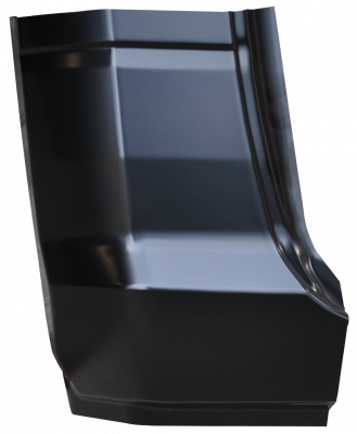 Ram Pickup - 2009-2018 - 09-'18 DODGE RAM STANDARD CAB CAB CORNER, PASSENGER'S SIDE