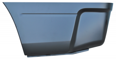 "Ram Pickup - 2009-2018 - 09-'18 DODGE RAM (96"" BED) REAR LOWER SECTION OF BED, DRIVER'S SIDE"