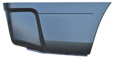 "Ram Pickup - 2009-2018 - 09-'18 DODGE RAM (96"" BED) REAR LOWER SECTION OF BED, PASSENGER'S SIDE"