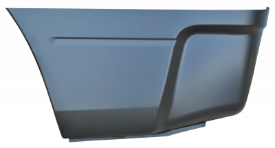 "Ram Pickup - 2009-2018 - 09-'18 DODGE RAM (66.5"" OR 74.25"" BED) REAR LOWER SECTION OF BED, DRIVER'S SIDE"