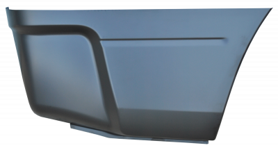 "Ram Pickup - 2009-2018 - 09-'18 DODGE RAM (66.5"" OR 74.25"" BED) REAR LOWER SECTION OF BED, PASSENGER'S SIDE"