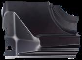 F150 Pickup - 2009-2014 - 04-'14 FORD F150 SUPER CAB CAB CORNER, PASSENGER'S SIDE
