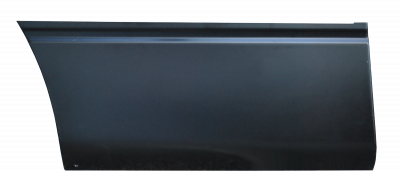 F150 Pickup - 2009-2014 - 04-'14 FORD F150 (6.5' BED) FRONT LOWER QUARTER PANEL SECTION WITHOUT MOLDING HOLES, PASSENGER'S SIDE
