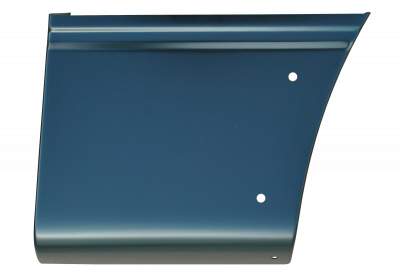 F150 Pickup - 2009-2014 - 04-'14 FORD F150 (5.5' BED) FRONT LOWER QUARTER PANEL SECTION WITH MOLDING HOLES, DRIVER'S SIDE