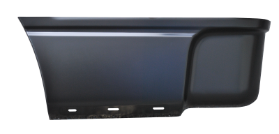 04-'08 FORD F150 LOWER REAR BED SECTION DRIVER'S SIDE