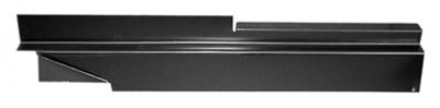 73-'87 CHEVROLET PICKUP ROCKER BACKING PLATE, PASSENGER'S SIDE - Image 2