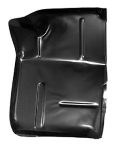 73-'87 CHEVROLET PICKUP EXTENDED CAB FLOOR SECTION, PASSENGER'S SIDE - Image 2
