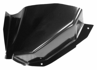 Nor/AM Auto Body Parts - 73-'87 CHEVROLET PICKUP AIR VENT COWL LOWER SECTION, PASSENGER'S SIDE - Image 2