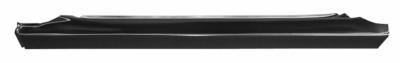 88-'98 CHEVROLET PICKUP SLIP-ON ROCKER PANEL, PASSENGER'S SIDE - Image 2