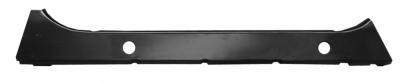 Nor/AM Auto Body Parts - 88-'98 CHEVROLET PICKUP ROCKER PANEL BACKING PLATE, PASSENGER,S SIDE - Image 2