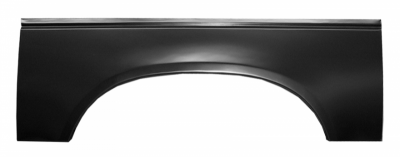 Nor/AM Auto Body Parts - 82-'93 S-10 WHEEL ARCH UPPER SECTION, PASSENGER'S SIDE - Image 2