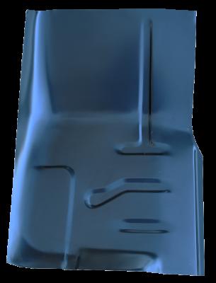 80-'96 FORD PICKUP CAB FLOOR PAN, PASSENGER'S SIDE - Image 2