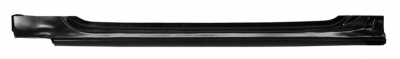 Nor/AM Auto Body Parts - 80-'96 FORD PICKUP SLIP ON ROCKER PANEL, DRIVER'S SIDE - Image 2