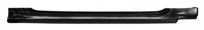 80-'96 FORD PICKUP SLIP ON ROCKER PANEL, PASSENGER'S SIDE - Image 2