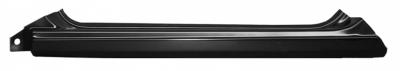 94-'04 S-10 SLIP-ON ROCKER PANEL, DRIVER'S SIDE 0872-103 - Image 2