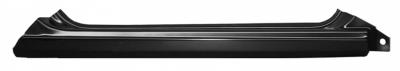 94-'04 S-10 SLIP ON ROCKER PANEL, PASSENGER'S SIDE - Image 2