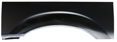 Nor/AM Auto Body Parts - 01-'07 CARAVAN WHEEL ARCH, PASSENGER'S SIDE - Image 2