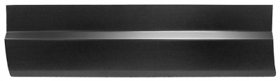 Nor/AM Auto Body Parts - 84-'01 JEEP CHEROKEE LOWER FRONT DOORSKIN, DRIVER'S SIDE - Image 2
