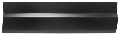Nor/AM Auto Body Parts - 84-'01 JEEP CHEROKEE LOWER FRONT DOORSKIN, PASSENGER'S SIDE - Image 2