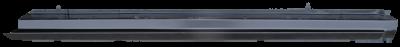 Nor/AM Auto Body Parts - 84-'01 JEEP CHEROKEE ROCKER PANEL, PASSENGER'S SIDE - Image 2