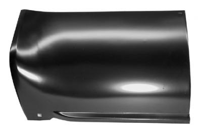 73-'91 CHEVROLET BLAZER FRONT LOWER QUARTER PANEL SECTION, PASSENGER'S SIDE - Image 2
