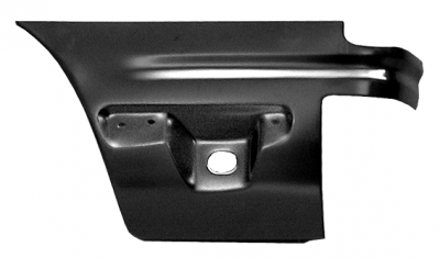 91-'94 FORD EXPLORER LOWER REAR QUARTER PANEL SECTION, DRIVER'S SIDE - Image 2