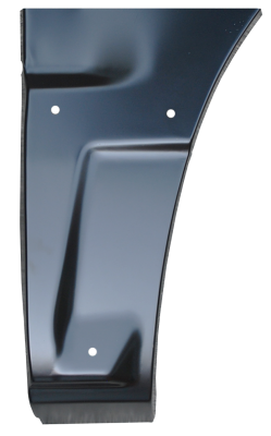02-'06 AVALANCE FRONT LOWER QUARTER PANEL SECTION, DRIVER'S SIDE (W/CLADDING) - Image 2