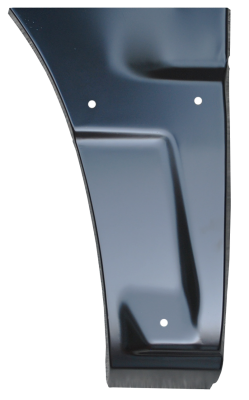 02-'06 AVALANCE FRONT LOWER QUARTER PANEL SECTION, PASSENGER'S SIDE (W/CLADDING) - Image 2
