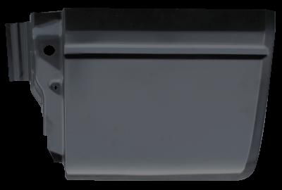 04-'08 FORD F150 REAR DOOR LOWER DOOR SKIN STANDARD CAB, DRIVER'S SIDE - Image 2