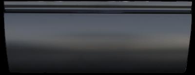 02-'08 DODGE RAM QUAD CAB REAR DOOR SKIN, DRIVER'S SIDE - Image 2