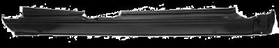 Nor/AM Auto Body Parts - 84-'90 BMW 3-SERIES ROCKER PANEL 4 DOOR, PASSENGER'S SIDE - Image 2