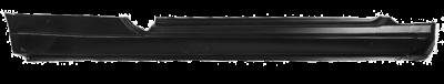 00-'04 FORD FOCUS ROCKER PANEL 3 DOOR, PASSENGER'S SIDE - Image 2