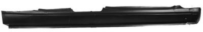 Nor/AM Auto Body Parts - 00-'07 FORD FOCUS ROCKER PANEL 4 DOOR, PASSENGER'S SIDE - Image 2