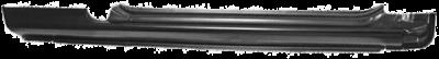 88-'91 HONDA CIVIC HATCHBACK ROCKER PANEL, PASSENGER'S SIDE - Image 2