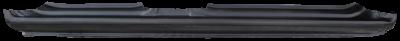88-'91 HONDA CIVIC SEDAN ROCKER PANEL, PASSENGER'S SIDE - Image 2
