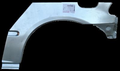 92-'95 HONDA CIVIC HATCHBACK 2 DOOR REAR WHEEL ARCH, DRIVER'S SIDE - Image 2