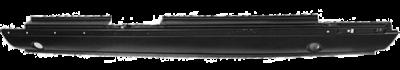 72-'80 MERCEDES W116 ROCKER PANEL 4 DOOR EXCLUDES SEL MODEL, PASSENGER'S SIDE - Image 2
