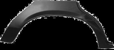 72-'80 MERCEDES W116 UPPER WHEEL ARCH, PASSENGER'S SIDE - Image 2
