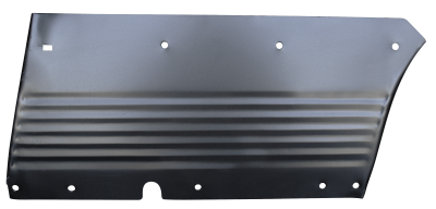 Nor/AM Auto Body Parts - 73-'80 MERCEDES SL FRONT LOWER REAR QUARTER PANEL SECTION, DRIVER'S SIDE - Image 2