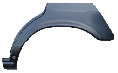 81-'91 MERCEDES W126 S-CLASS REAR WHEEL ARCH, DRIVER'S SIDE - Image 2
