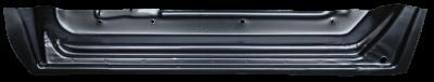 76-'85 MERCEDES 200-300 123 REAR INNER DOOR BOTTOM, DRIVER'S SIDE - Image 2