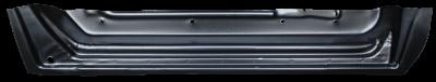 76-'85 MERCEDES 200-300 123 REAR INNER DOOR BOTTOM, PASSENGER'S SIDE - Image 2